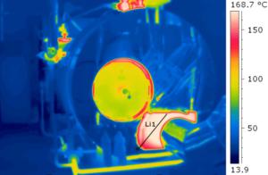 Strahlungs- und Wärmeverluste von Großkesseln ermitteln