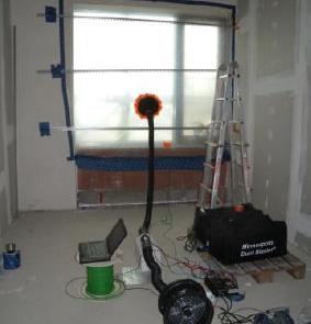 Micro Leakage Meter Messung von Ingenieurbüro Becker